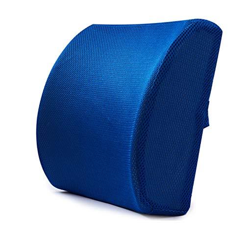 Memory Foam Zurück Pad, Lumbar Unterstützung Kissen, Komfort Zurück Kissen, Rücken Schmerzlinderung, Für Ihr Zuhause, Büro Stuhl Auto Sofa -