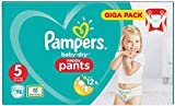 Pampers Baby-Dry Windelhose Gr. 5, 56 x 96 Giga Packs