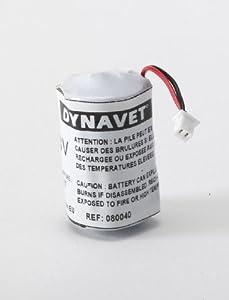 Dynavet - - PILE POUR STOP'N DOG - Collier anti-aboiement - Dynavet