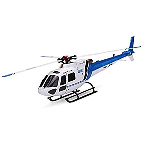Top RC Helikopter WLtoys V931 Power Repute 6CH 6-Axis Gyro 3 Blades