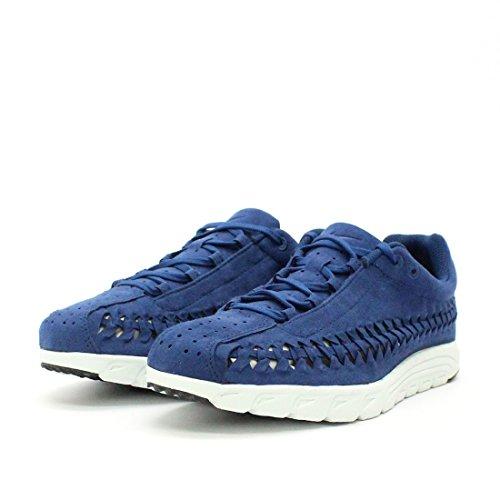 Costiero Tessuto Nero Azul Homme Mayfly blu bianco De Esecuzione Chaussures Sporco Entrainement Nike CzqvFUw