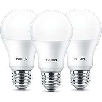 Philips LED, Bombilla LED estandar mate, 7W (60 W ...