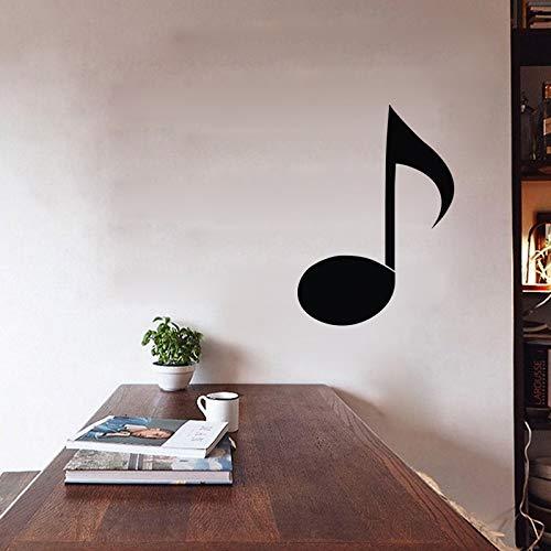 Quaver Nota Musical Pegatinas Pared Creativas Habitaciones
