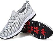Fashion Breathable Couple Mesh Men's \ Women's Sport Running Walking Shoes