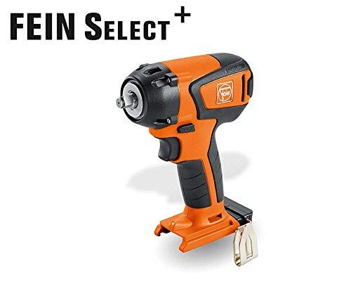 Preisvergleich Produktbild Fein ASCD 12–150W8Select 1800rpm 12V Black, Orange Cordless Impact Wrench–Cordless Impact Schlagschrauber (12V, 850g)