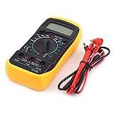 Akozon Digital LCD Multimètre AC/DC Voltmètre Résistance Courant Volt Ohm Testeur...