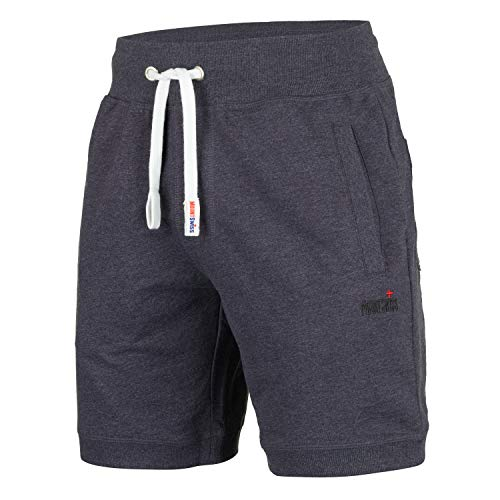 Mount Swiss Herren MS Short, Luca, Navy.Blazer, Gr. XXL -