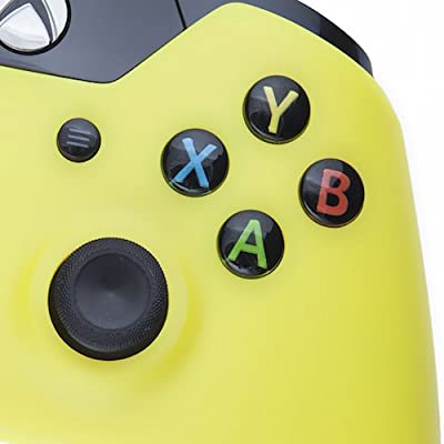 Xbox One Custom Controller - Gloss Yellow