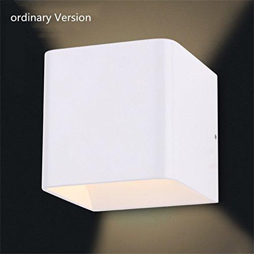 TOYM-LED Lampe murale personnalisée luminaire intérieur et extérieur créative moderne et minimaliste