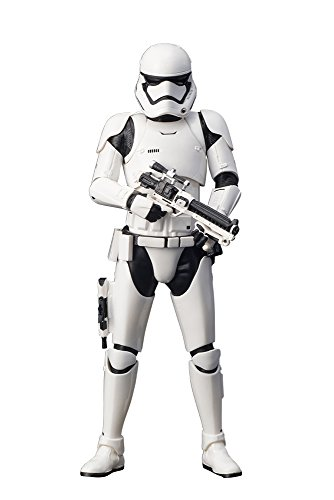 Star Wars - Stormtrooper First Order Single Figure, 19 cm (Bandai KOTKTOSW113)