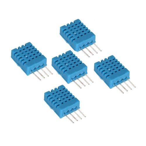Temperatur-feuchte-sensor (SODIAL (R) 5X Digital-Temperatur-Feuchte-Sensor moudle Sonde fuer HLK Arduino 4pin)