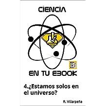 Ciencia en tu ebook: ¿estamos solos en el universo?