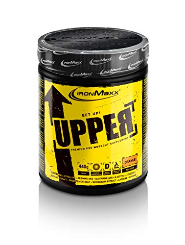 IronMaxx Upper- Dose - Orange, 440 g
