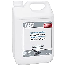 HG neutral cleaner for natural stone 5L - A neutral marble floor cleaner for the regular, thorough but safe cleaning of marble floors and other natural stone floors.