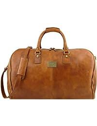 Lederwaren Fairtrade, Bagage cabine marron marron 46x28x18cm