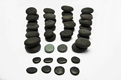 Natural Hot Stone Kit (Stone Heater-massage)