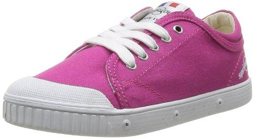 Springcourt Ge1 Cvs Lace, Scarpe da ginnastica Unisex - bambino, Rosa (Rose (21 Candy)), 30