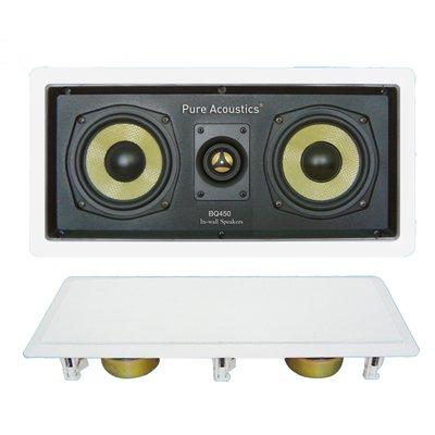 Pure Acoustics BQ-450 weiss HiFi-Einbaulautsprecher (Stück)
