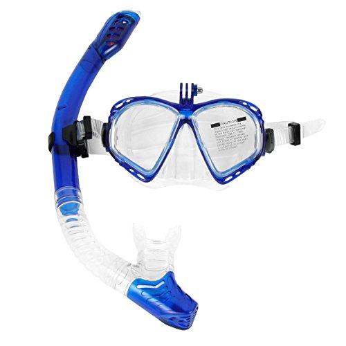 Maschera da Immersione e Snorkeling Weinas