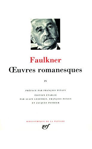 Œuvres romanesques (Tome 4)