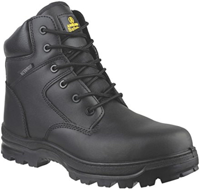 Amblers FS006 C botas de seguridad sin metal negro tamaño 8