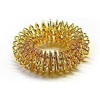Finger-Reflexzonen Akupressurring, Massagering. Gold, klein preisvergleich bei billige-tabletten.eu