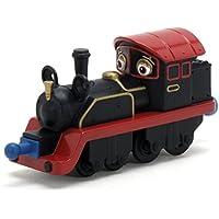 Chuggington Die-Cast – La Locomotive Le Vieux Pete – Véhicule Miniature 6 cm