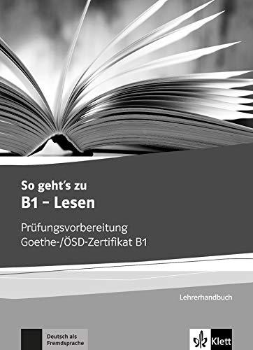 Lehrerhandbuch mit Kopiervorlagen und Losungen