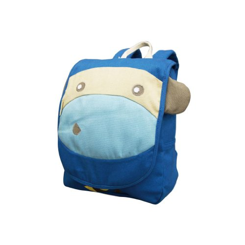 ecogear-ecozoo-kids-monkey-ii-backpack-blue-one-size