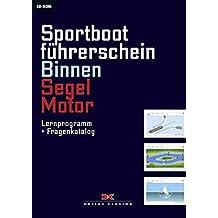 Sportbootführerschein Binnen: Lernprogramm mit Fragenkatalog (CD-ROM)