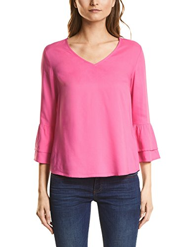 Street One Blouse Femme Rosa (Flamingo Pink 11272)