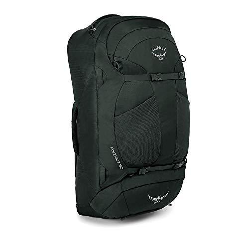 Osprey Farpoint 80 Reisetasche für Männer - Volcanic Grey (M/L)