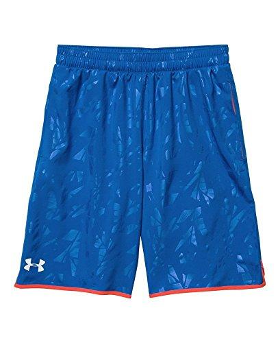 Under Armour Big Boys' UA Lacrosse Woven Short YXL SUPERIOR BLAU - Xl Lacrosse Shorts