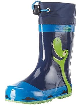 Arlo & Spot Boys Kids Rainboots Boots, Botines Para Niños