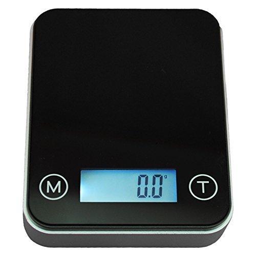 Smart Weigh - Balanza de Precision, Con Función de Tara y Maletín De Transporte, Capacidad máxima 100 Gramos