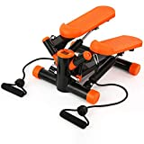 Ridecle Mini-Stepper Heim-Fitness-Pedal-Stepper, Laufband, Heim-Fitnessgerät, A