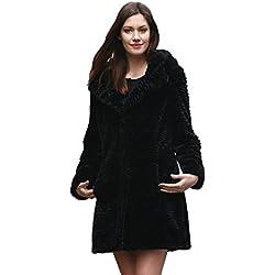 amp; Donna Cappotto Migliore Amazon Scontato Glamour Su Fashion qgtRw