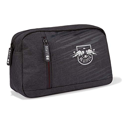 RB Leipzig Gravity Washbag, Gris Unisex One Size Bag, RasenBallsport Leipzig Sponsored by Red Bull Original Bekleidung & Merchandise