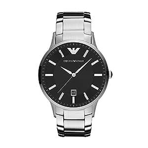 Emporio Armani Analog Black Dial Men's Watch AR2457