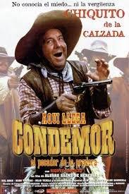 Aquí llega Condemor, el Pecador de la Pradera DVD 1996