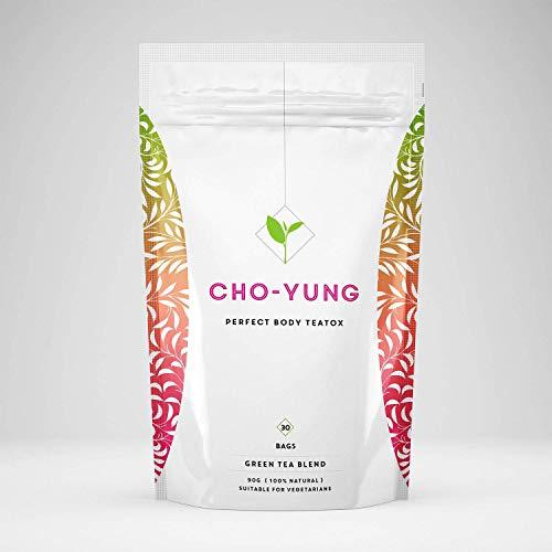 Cho Yung Green Tea | Perfect Body | 100% Natural Weight Loss