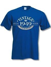 1949 Vintage Year - Cadeau d'anniversaire 68 ans T-Shirt