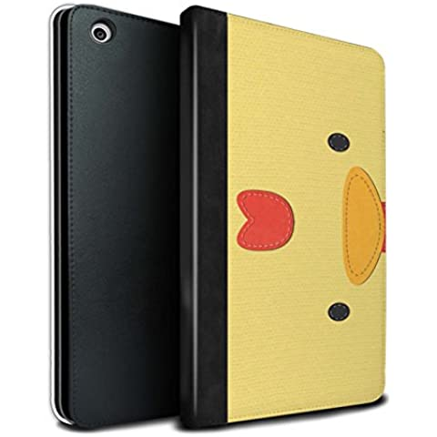 STUFF4 PU Pelle Custodia/Cover/Caso Libro per Apple