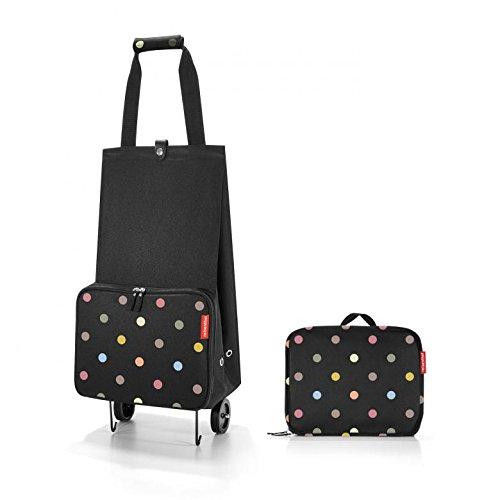 Reisenthel Folding Shopping Trolley -  Dots