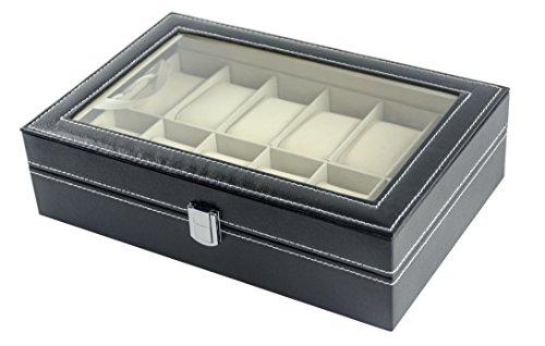 Zoom IMG-2 feibrand scatola porta orologi custodia