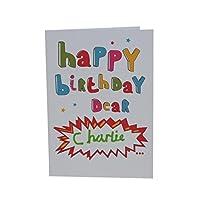 Happy Birthday Dear ... Kids Birthday Cards Multi 6 Pack