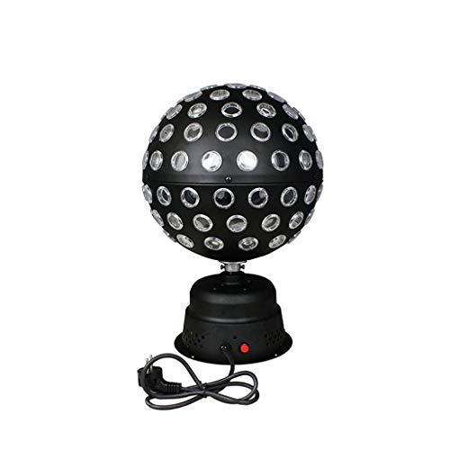 84 Lens Disco Ball Licht, KTV Bars Disco DJ Licht Party Strobe Licht 18 LED Musik Aktiviere Stage Flash -530