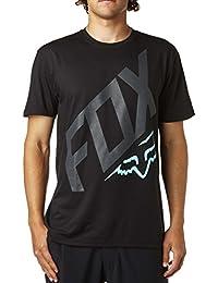 Fox Men's Closed Circuit Tech SS T Shirt Black