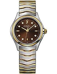 EBEL Damen-Armbanduhr 1216318