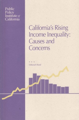 California's Rising Income Inequality: Causes and Concerns